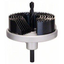 Bosch 7 részes körkivágó készlet 26; 32; 39; 45; 51; 58; 64 mm