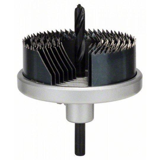 Bosch 7 részes körkivágókészlet 25; 32; 38; 44; 51; 57; 63 mm