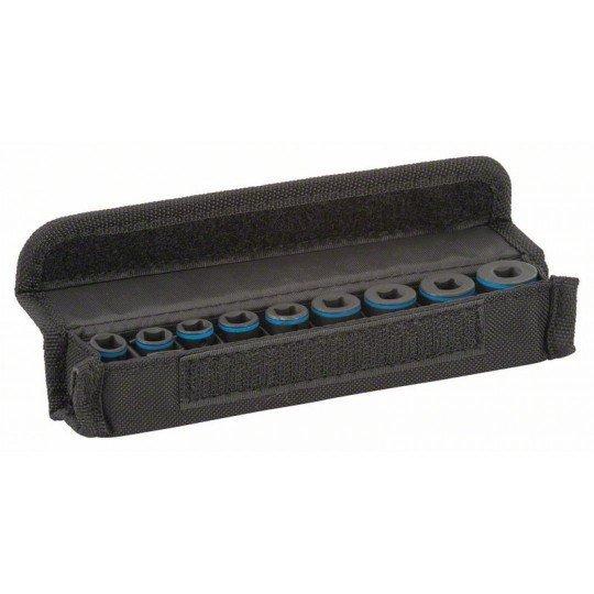 Bosch 9 részes dugókulcsbetét-készlet 25 mm; 6, 7, 8, 9, 10, 11, 12, 13, 14 mm