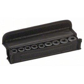 Bosch 9 részes dugókulcsbetét-készlet 30 mm; 7, 8, 10, 12, 13, 15, 16, 17, 19 mm
