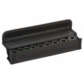 Bosch 9 részes dugókulcsbetét-készlet 38 mm; 10, 11, 13, 17, 19, 21, 22, 24, 27 mm