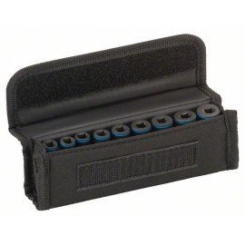 Bosch 9 részes dugókulcsbetét-készlet 50 mm; 6, 7, 8, 9, 10, 11, 12, 13, 14 mm