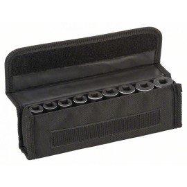 Bosch 9 részes dugókulcsbetét-készlet 63 mm; 7, 8, 10, 12, 13, 15, 16, 17, 19 mm