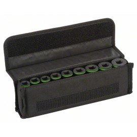 Bosch 9 részes dugókulcsbetét-készlet 77 mm; 10, 11, 13, 17, 19, 21, 22, 24, 27 mm