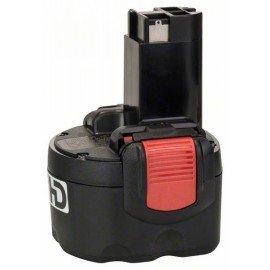 Bosch 9,6 V O-alakú akkuegység Standard Duty (SD), 2,6 Ah, NiMH