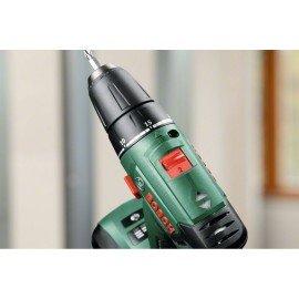 Bosch Akkus kétfokozatú fúrócsavarozó, lítium-ionos PSR 1440 LI-2