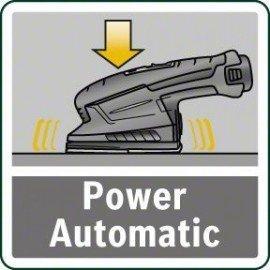 Bosch Akkus multicsiszoló (akku és töltőberendezés nélkül) EasySander 12