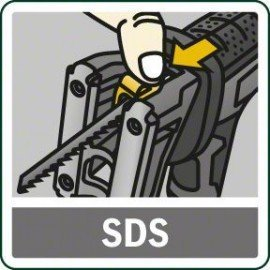 Bosch Akkus multifűrész (akku és töltőberendezés nélkül) EasySaw 12