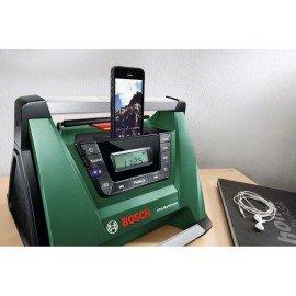 Bosch Akkus rádió (akku és töltőberendezés nélkül) PRA MultiPower