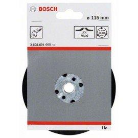 Bosch Alátéttányér 115 mm, 13 300 ford/perc