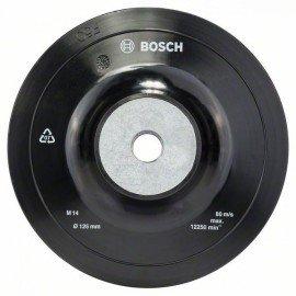 Bosch Alátéttányér 125 mm, 12 500 ford/perc