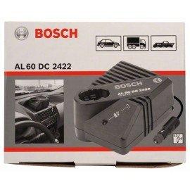 Bosch Automatikus töltő, AL 2422 DC 2,2 A, 12 / 24 V, EU/UK