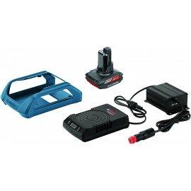 Bosch Autós készlet: GBA 12V 2.5Ah W + GAL 1830 W vezeték nélküli töltő
