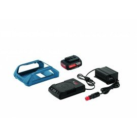 Bosch Autós készlet: GBA 18V 2.0Ah W + GAL 1830 W-DC vezeték nélküli töltő
