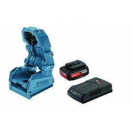Bosch Autós készlet: GBA 18V 2.0Ah W + GAL 1830 W-DC vezeték nélküli töltő + táska