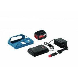 Bosch Autós készlet: GBA 18V 4.0Ah W + GAL 1830 W-DC vezeték nélküli töltő