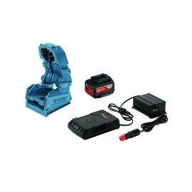 Bosch Autós készlet: GBA 18V 4.0Ah W + GAL 1830 W-DC vezeték nélküli töltő + táska