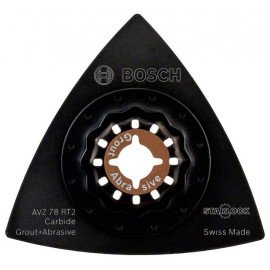 Bosch AVZ 78 RT2 Carbide-RIFF merülő fűrészlap 78 mm