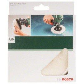 Bosch Báránygyapjú kupak fúrógéphez, szorítókengyeles Szorítókengyeles
