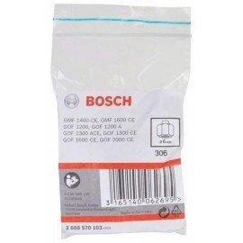 Bosch Befogópatron 6 mm, 24 mm