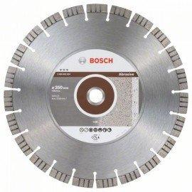 Bosch Best for Abrasive gyémánt darabolótárcsák 350 x 25,40 x 3,2 x 15 mm