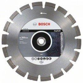 Bosch Best for Asphalt gyémánt darabolótárcsa 300 x 20 x 3,2 x 12 mm