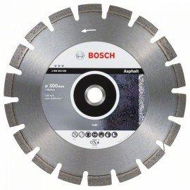 Bosch Best for Asphalt gyémánt darabolótárcsa 300 x 25,40 x 3,2 x 12 mm