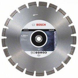 Bosch Best for Asphalt gyémánt darabolótárcsa 350 x 20/25,40 x 3,2 x 12 mm