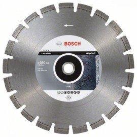 Bosch Best for Asphalt gyémánt darabolótárcsa 350 x 25,40 x 3,2 x 12 mm