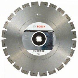 Bosch Best for Asphalt gyémánt darabolótárcsa 400 x 25,40 x 3,2 x 12 mm