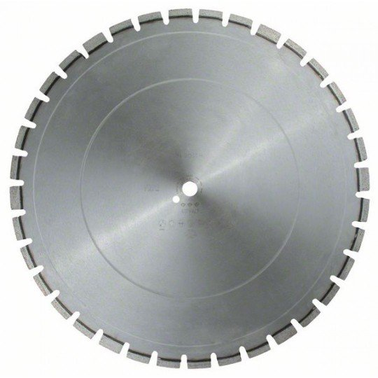 Bosch Best for Asphalt gyémánt darabolótárcsa 600 x 25,40 x 3,8 x 11 mm