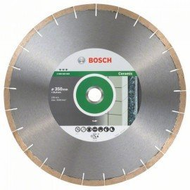 Bosch Best for Ceramic and Stone gyémánt darabolótárcsa 350 x 25,40 x 1,8 x 10 mm