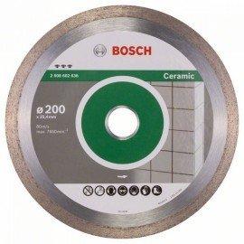 Bosch Best for Ceramic gyémánt darabolótárcsák 200 x 25,40 x 2,2 x 10 mm