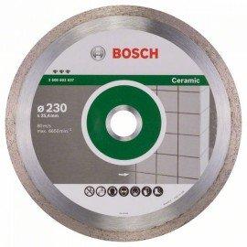 Bosch Best for Ceramic gyémánt darabolótárcsák 230 x 25,40 x 2,4 x 10 mm