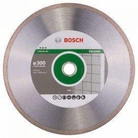 Bosch Best for Ceramic gyémánt darabolótárcsák 300 x 30/25,40 x 2,8 x 10 mm