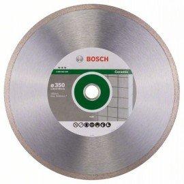 Bosch Best for Ceramic gyémánt darabolótárcsák 350 x 30/25,40 x 3 x 10 mm
