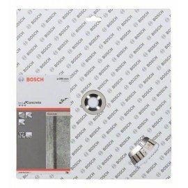 Bosch Best for Concrete gyémánt darabolótárcsák 300 x 22,23 x 2,8 x 15 mm