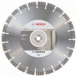 Bosch Best for Concrete gyémánt darabolótárcsák 350 x 20,00 x 3,2 x 15 mm