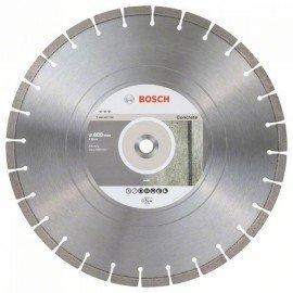 Bosch Best for Concrete gyémánt darabolótárcsák 400 x 20,00 x 3,2 x 12 mm