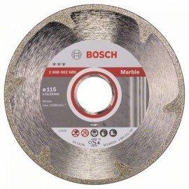 Bosch Best for Marble gyémánt darabolótárcsák 115 x 22,23 x 2,2 x 3 mm