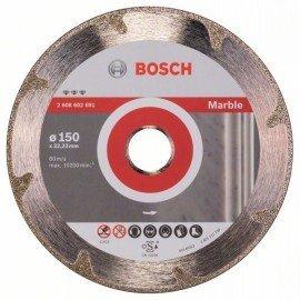 Bosch Best for Marble gyémánt darabolótárcsák 150 x 22,23 x 2,2 x 3 mm