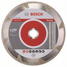 Bosch Best for Marble gyémánt darabolótárcsák 180 x 22,23 x 2,2 x 3 mm