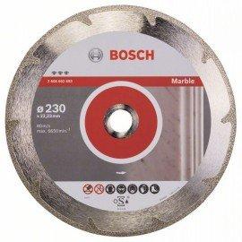 Bosch Best for Marble gyémánt darabolótárcsák 230 x 22,23 x 2,2 x 3 mm