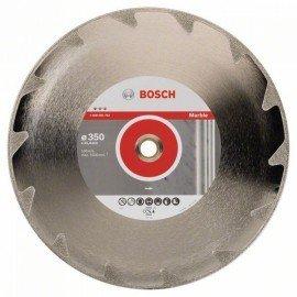Bosch Best for Marble gyémánt darabolótárcsák 350 x 25,40 x 2,6 x 5 mm