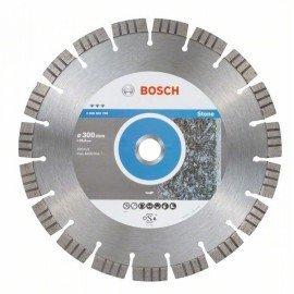 Bosch Best for Stone gyémánt darabolótárcsák 300 x 25,40 x 2,8 x 15 mm