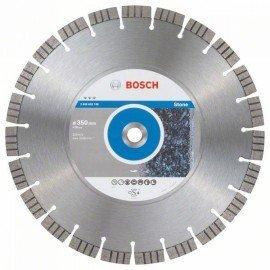 Bosch Best for Stone gyémánt darabolótárcsák 350 x 20,00 x 3,2 x 15 mm