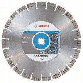 Bosch Best for Stone gyémánt darabolótárcsák 350 x 25,40 x 3,2 x 15 mm