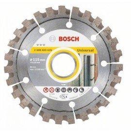 Bosch Best for Universal gyémánt darabolótárcsa 115 x 22,23 x 2,2 x 12 mm