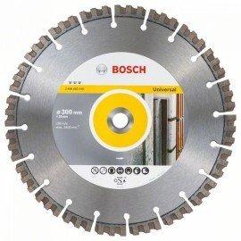 Bosch Best for Universal gyémánt darabolótárcsa 300 x 20,00 x 2,8 x 15 mm