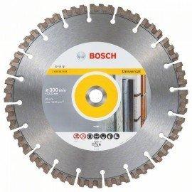 Bosch Best for Universal gyémánt darabolótárcsa 300 x 22,23 x 2,8 x 15 mm